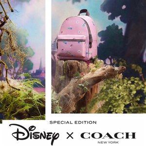 Coach X Disney Mini Charlie Backpack